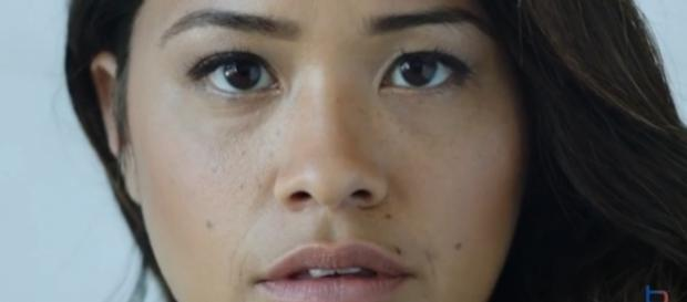 A short film with Gina Rodriguez (YouTube/BlueFever).