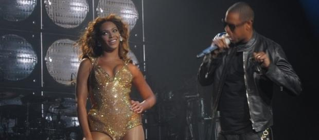Beyonce and Jay-Z — Photo Credit: idrewuk/Wikimedia