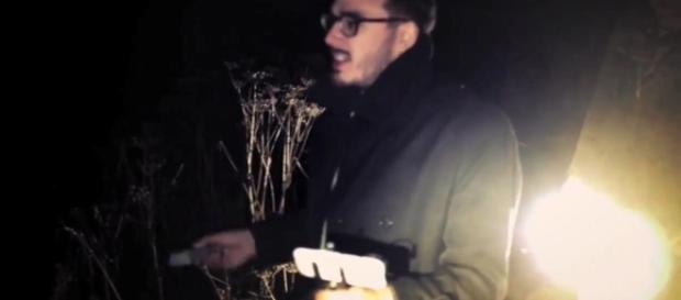 Choc nei boschi inglesi: spettro avvistato da Phil Sinclair