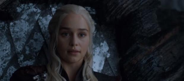 "Daenerys Targaryen in ""Game of Thrones."" (Photo:YouTube/Kristina R)"