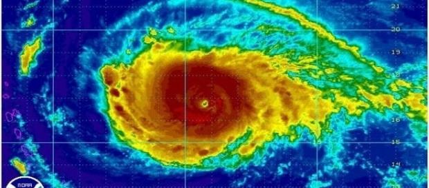 Depois do Harvey, no Texas, furacão com mesmo potencial destrutivo é esperado para chegar à Flórida (National Hurricane Center)