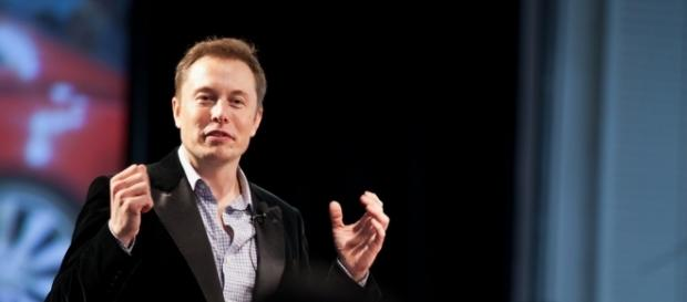 Elon Musk, CEO de Tesla et SpaceX (via Flickr - Brad Holt)