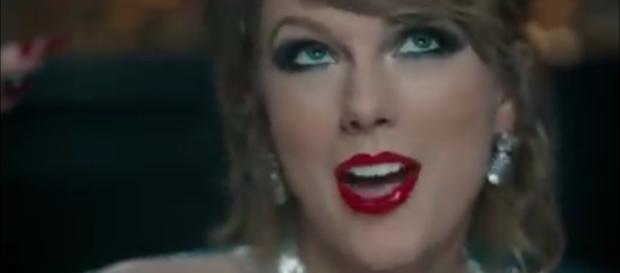 Image taken from-TaylorSwiftVEVO-youtube screenshot
