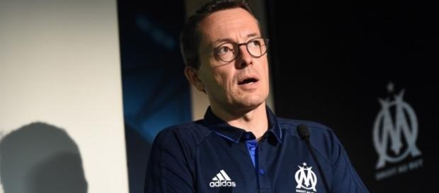 Jacques-Henri Eyraud - Olympique de Marseille