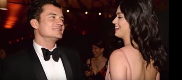 Katy Perry reportedly spent Labor Day weekend with Orlando Bloom. YouTube/ClevverNews