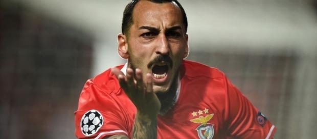 Kostas Mitroglu - Ancien attaquant du Benfica