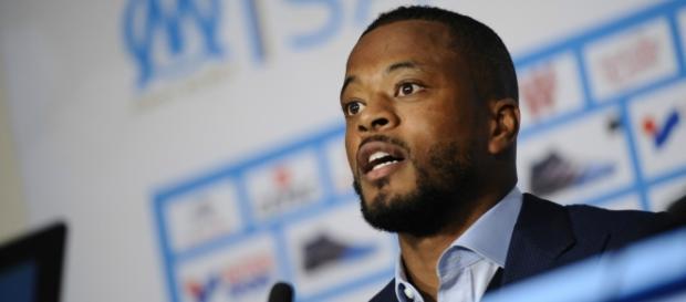 L1 – Olympique de Marseille / Patrice Evra