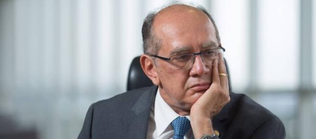 Ministro do Supremo Tribunal Federal (STF) Gilmar Mendes
