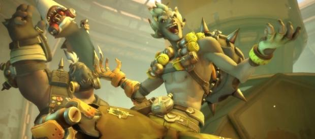 New character called 'Junker Queen' might come to 'Overwatch' soon - YouTube/Overwatch EU