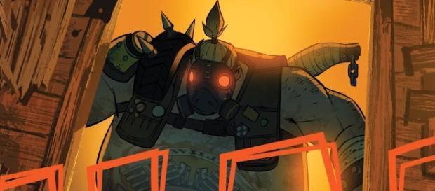 'Overwatch' Wasted Land: early preview on the next comic starring Roadhog(PCGamesn/YouTube Screenshot)