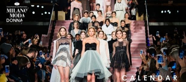 Settimana della moda milano 2017 date di settembre e for Settimana della moda milano 2018