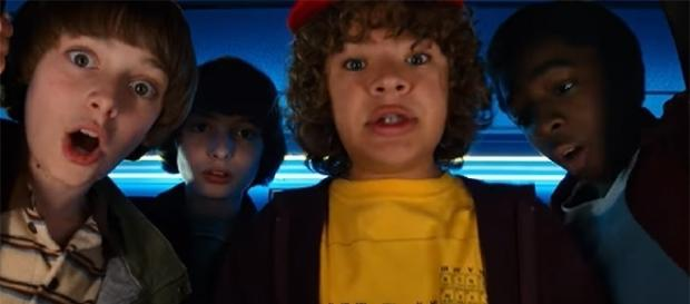 """""""Stranger Things"""" will return with its sophomore season this October 27. (YouTube/Netflix)"""