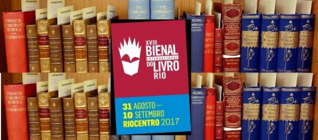 XVIII Bienal Internacional do Livro - Rio.