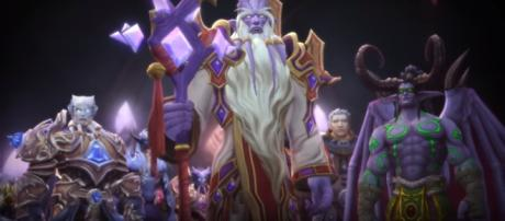 The Shadows of Argus week 2 contents offers a lot of exciting features. Photo via World of Warcraft/YouTube