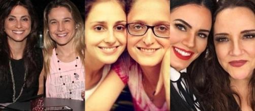 Algumas celebridades acabaram se apaixonando por pessoas do mesmo sexo