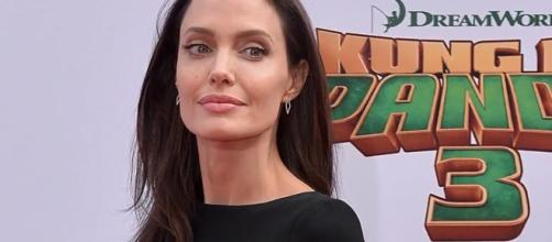 "Angelina Jolie shares plans for acting return for ""Maleficent"" second sequel. YouTube/SplashNewstv"