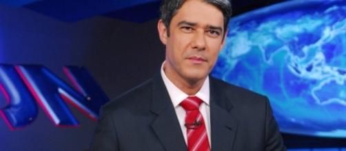 Apresentador do 'Jornal Nacional', William Bonner