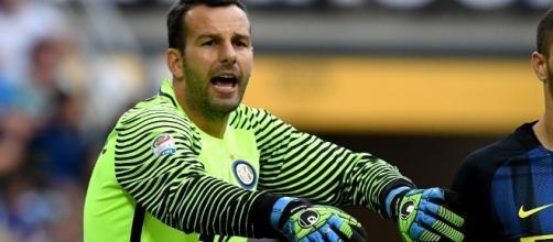 Calciomercato Inter Handanovic Perin - passioneinter.com
