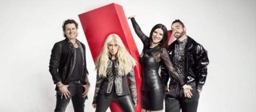 Carlos Vives, Yuri, Laura Pausini y Maluma