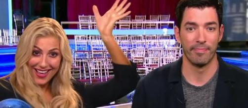 "Drew Scott reveals losing 25 pounds in preparing for ""Dancing with the Stars"" season 25. YouTube/GoodmorningAmerica"