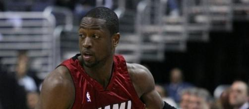 Dwyane Wade exercised the $23.8 million option on his contract with the Bulls -- Keith Allison via WikiCommons