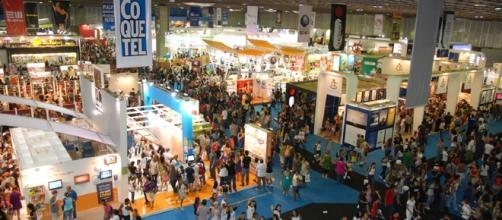 Edição da Bienal do Livro, que ocorre anualmente do Rio Centro -RJ