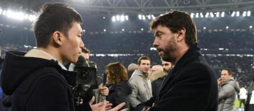 FOTO La Juve batte l'Inter grazie a una magia di Cuadrado   LaPresse - lapresse.it
