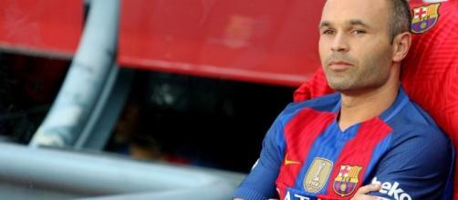 Iniesta minimise l'incident avec Semedo, Suarez attend une ... - eurosport.fr