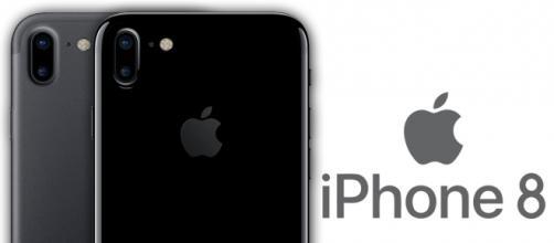 iPhone 8 back cover in vetro..