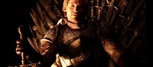 Jaime Lannister on the Iron Throne. Screencap: HBO via YouTube