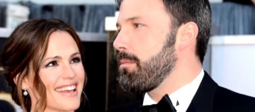 Jennifer Garner Ben Affleck - Entertainment Tonight/YouTube