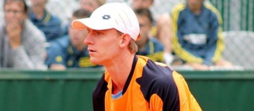 Kevin Anderson is the first South African to advance to US Open semifinal since 1965 -- si.robi via WikiCommons