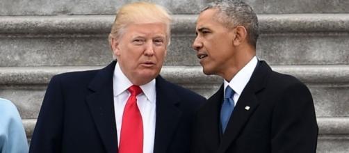La lettre d'Obama à Trump révélée