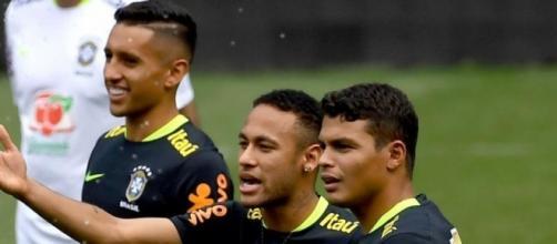 Les brésiliens du PSG ont vécu une sale soirée, ce mardi en Colombie.