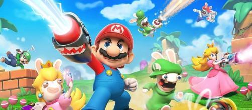 Mario + Rabbids Kingdom Battle Review - arcadesushi.com