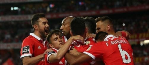 O Benfica defronta o Portimonense em jogo da Liga NOS