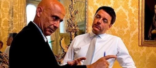 Renzi non può stare più sereno: anche Minniti è un potenziale avversario politico.
