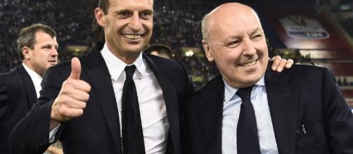 Scambio fra l'Atlletico Madri e la Juventus