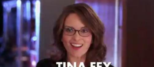 "Synopsis unveils Tina Fey will appear as the ""Boss Bitch"" in the premiere episode of ""Great News"" season 2 - via YouTube/Great News"