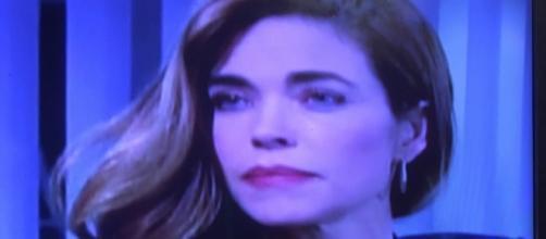 Victoria Newman. CBS/WDBJ 7 screen shot. Cheryl E Preston