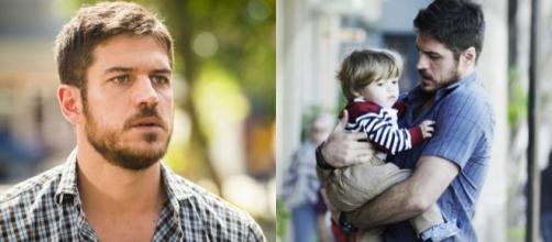 Zeca conhece o filho, mas de nada adiantará para conter a decepção e fúria dele