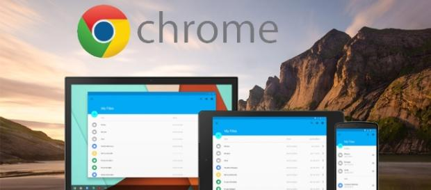 Chrome changes in the works (Credit: BN Library)