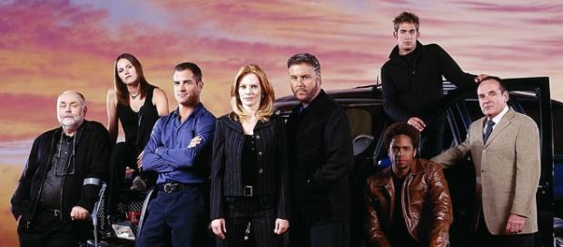 Elenco de ''CSI: Investigação Criminal''