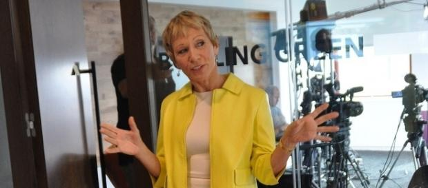 "Does ""Shark Tank"" star Barbara Corcoran have a shot at winning ""Dancing with the Stars"" season 25? - Image Credit: Jacqueline Zaccor/Flickr"