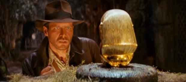 Indiana Jones, Harrison Ford, - (YouTube/Noble Treize)