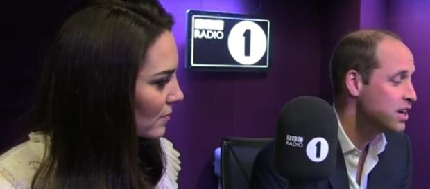 Kate Middleton suffered from morning sickness in her previous pregnancies. Image[BBC Radio 1-YouTube]