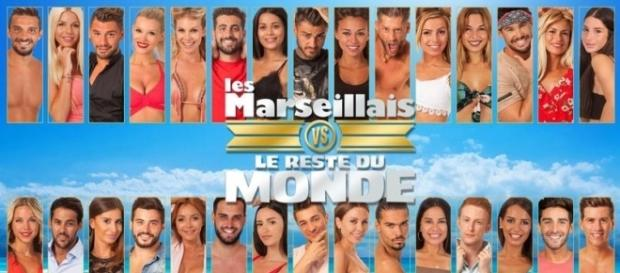 Le casting complet des Marseillais VS le Reste du Monde