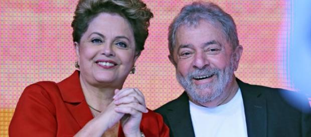 Lula e Dilma são denunciados por Janot por formação de organização criminosa.