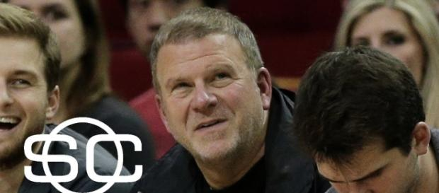 New Rockets owner Tilman Fertitta (Image Credit - TMZSports/YouTube Screenshot)