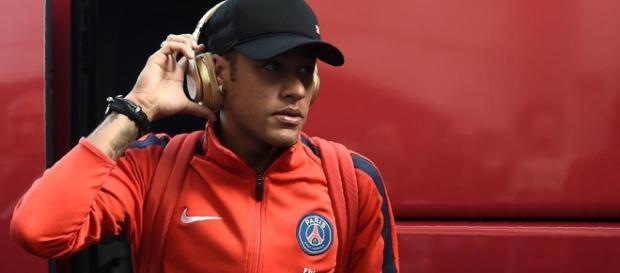 Neymar n'a pas sa langue dans sa poche (Crédits - DR).